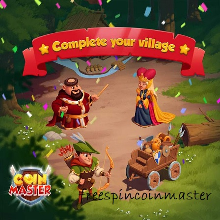 Village Cost in Coin Master