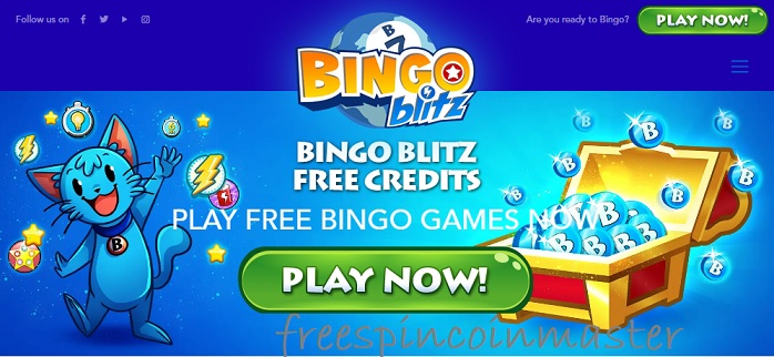 Bingo Blitz Credits and Freebies