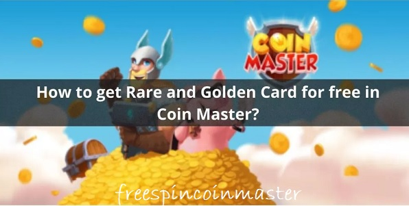 Get Gold Cards in Coin Master