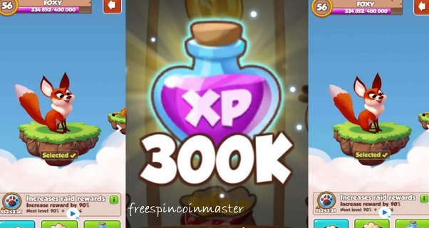 Get Free PetXP in Coin Master