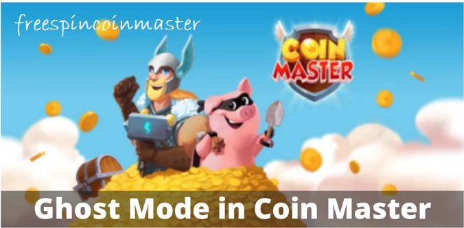 Activate Ghost Mode in Coin Master